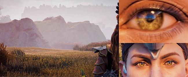 アーロイの目