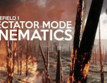 BF1の観戦モードが強化!PC/PS4/XB1に対応し、フィルター機能などが追加