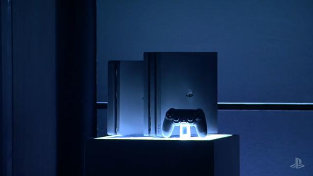 新型PS4