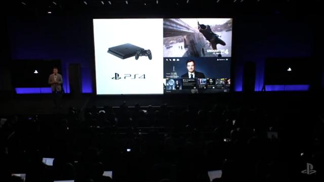 薄型PS4